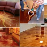 Exciting New Trend: Metallic Epoxy Floor gives You Glossy Elegance