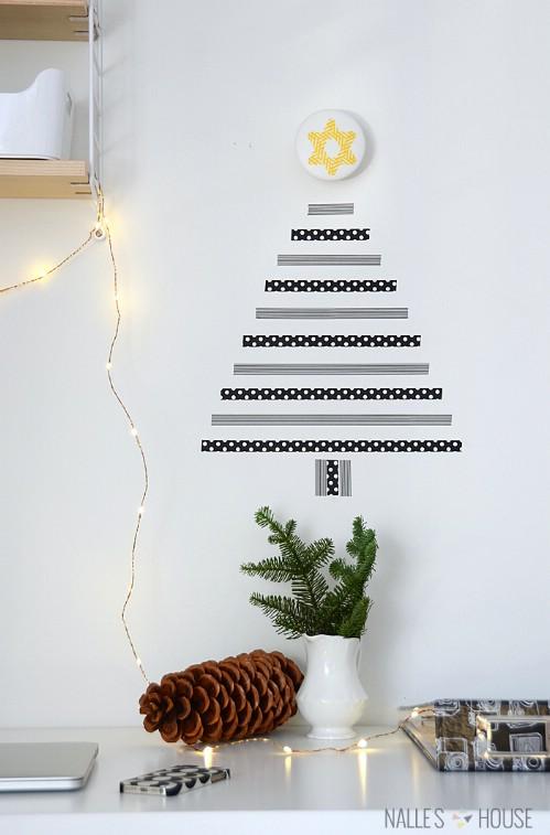 Washi Tape Tree