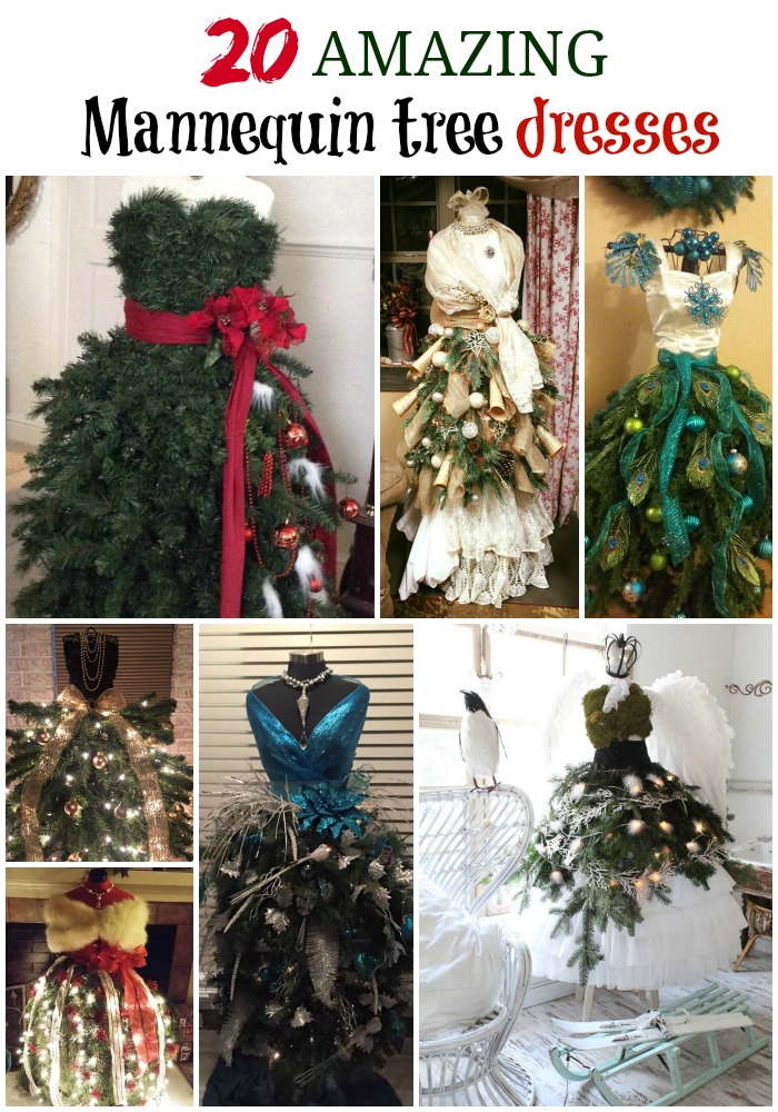 15 Gorgeously Creative Christmas Trees That Aren T