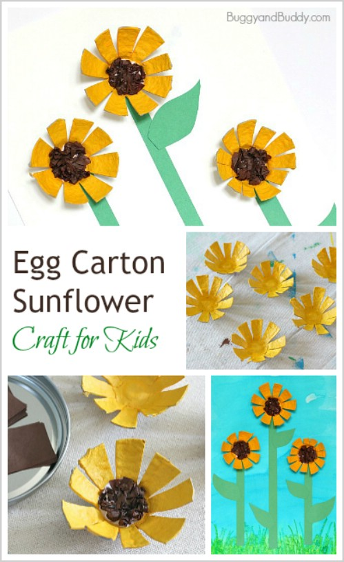 Sunflower Project for Kids