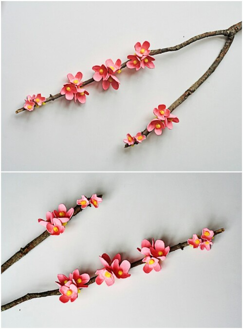1 Cherry Blossom Branches