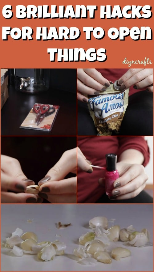 6 Brilliant Hacks for Hard to Open Things