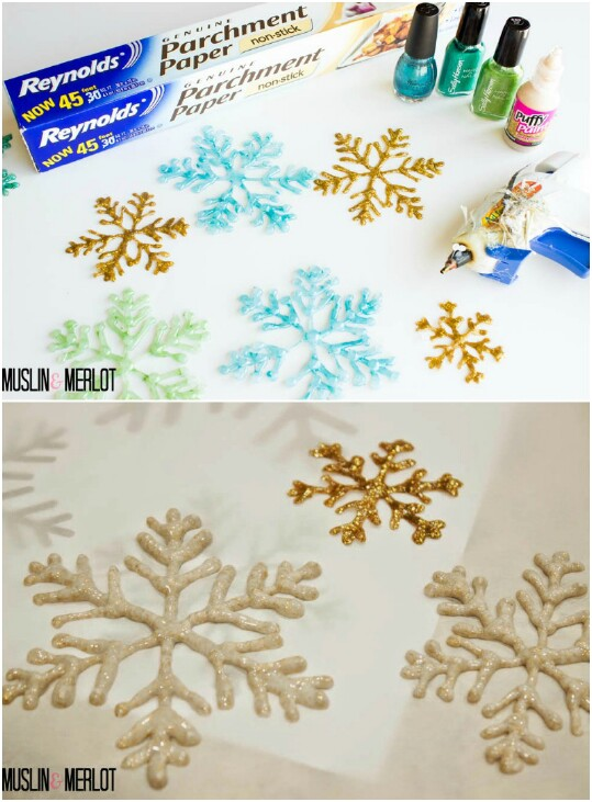 40 borderline genius glue gun projects that will enchant for Hot glue guns for crafts