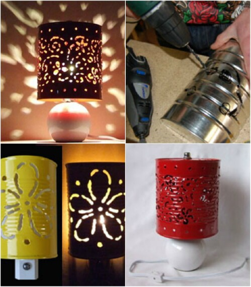 Interior Design Lighting Ideas Jaw Dropping Stunning: 50 Jaw-Dropping Ideas For Upcycling Tin Cans Into
