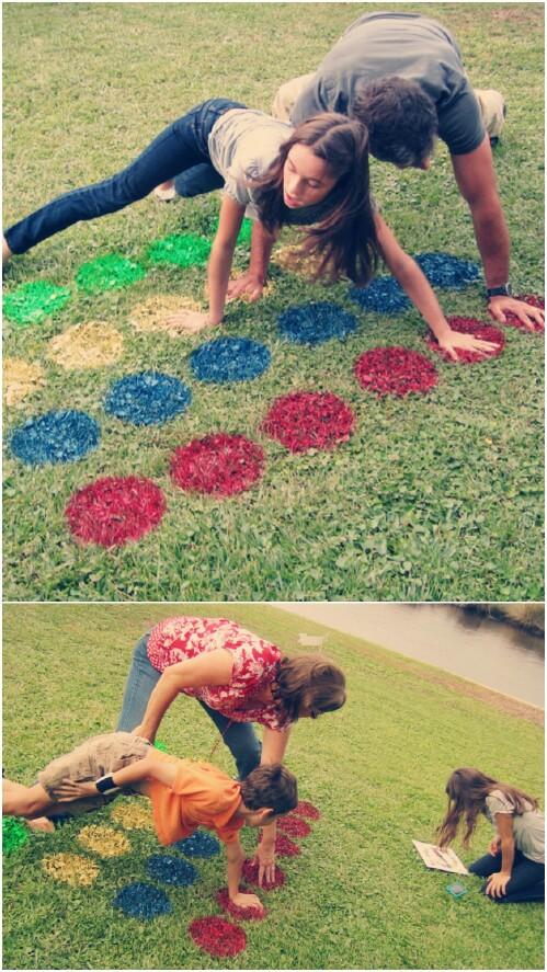 Backyard Twister