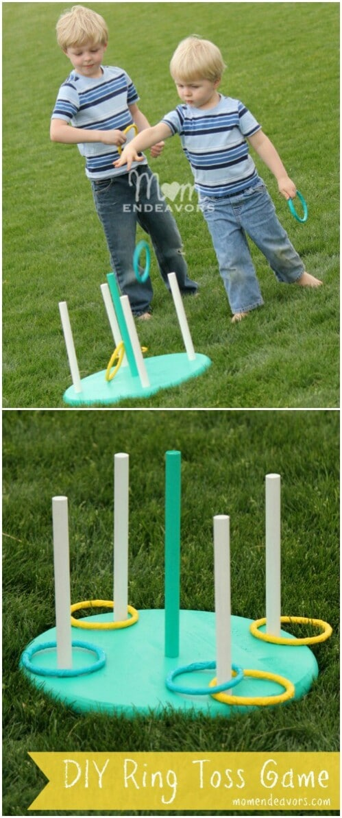 Simple Ring Toss Game 35 Ridiculously Fun