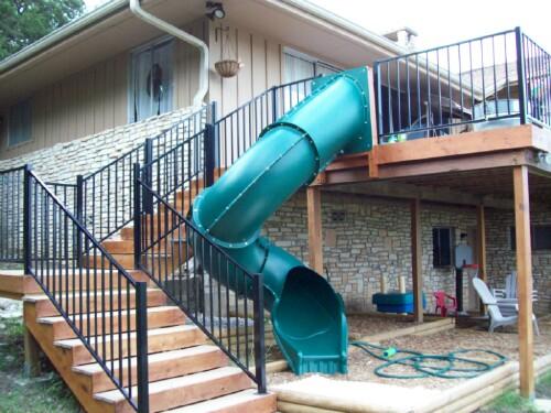Add a Deck Slide