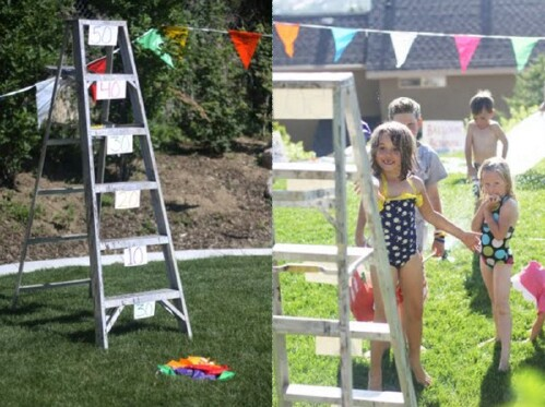 35 ridiculously fun diy backyard games that are borderline genius bean bag ladder toss solutioingenieria Gallery