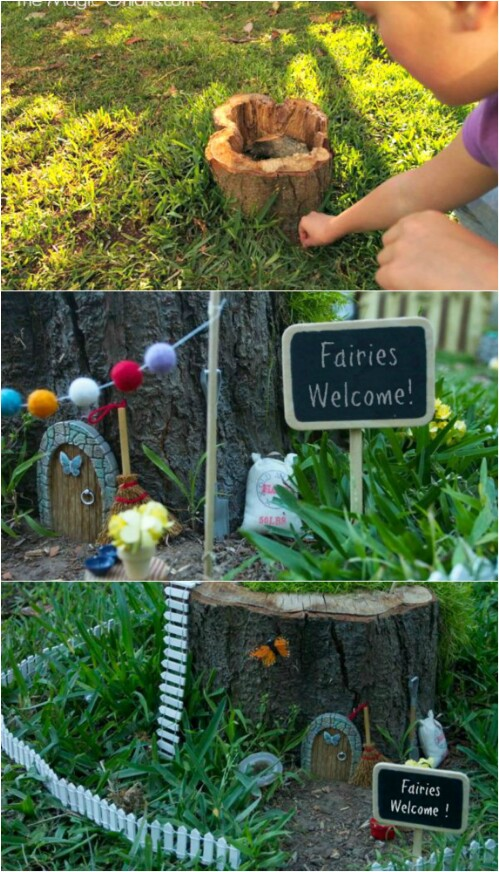 Fairies Welcome!