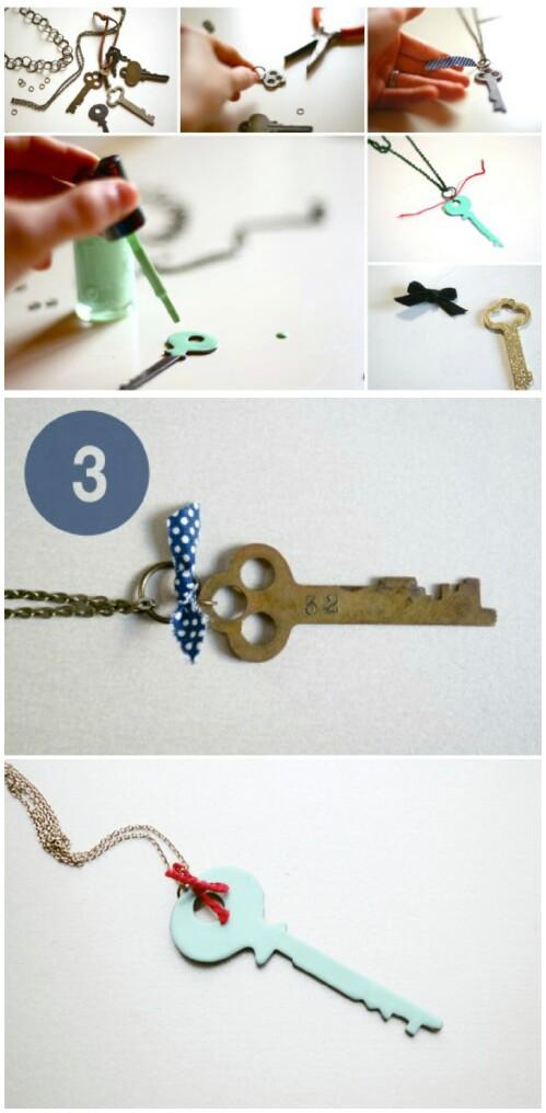 Bronzed Keys
