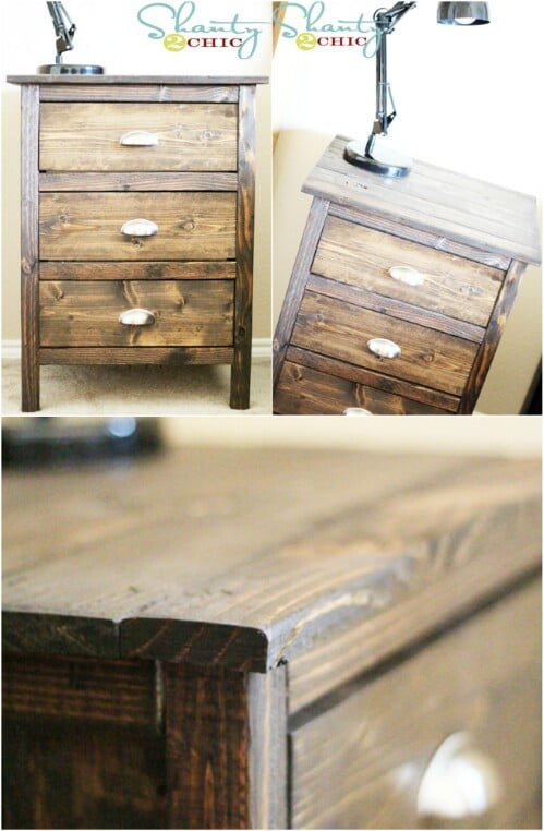 40 Beautiful And Eco Friendly Reclaimed Wood Projects That