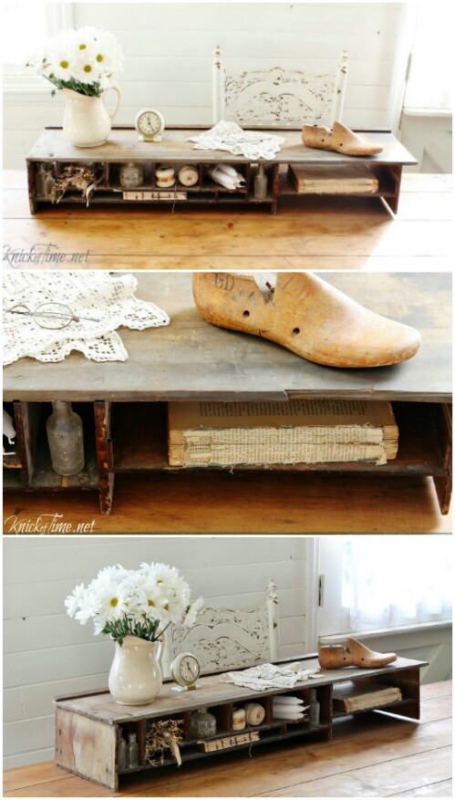 Fabulous 40 Beautiful and Eco-Friendly Reclaimed Wood Projects That Will  TL81