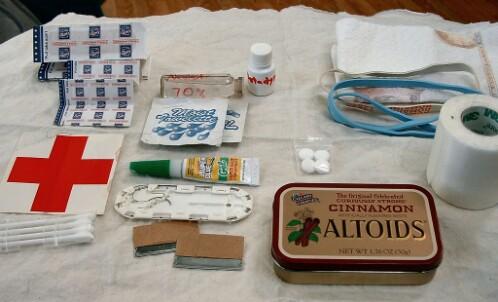 48. Mini First Aid Kit