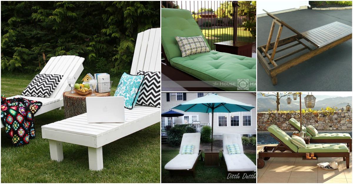 Easy Diy Outdoor Furniture Cheap