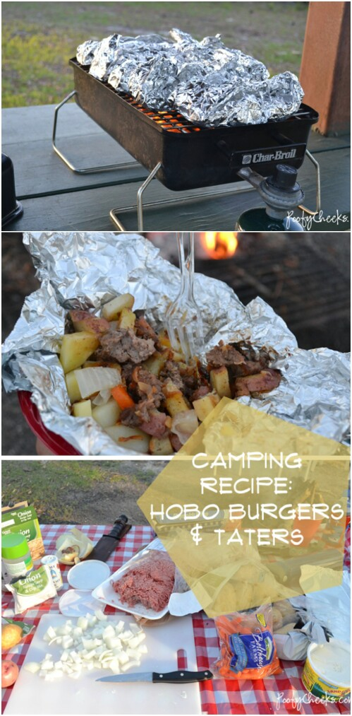 14. Try Making Hobo Dinners
