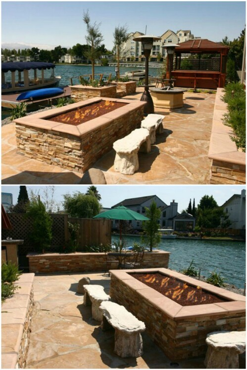 30 Amazing Patio Makeover Ideas That Will Beautify Any ... on Backyard Patio Makeover id=31268
