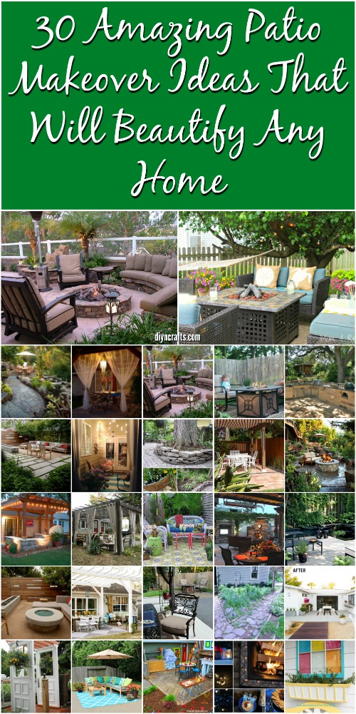 The weather is warming up outside, the flowers are blooming, and the sun is shining! Birds and butterflies are everywhere; it's springtime! This is the perfect time to hang out on your patio with a cold, refreshing glass of lemonade and a good book. Your patio also makes the perfect spot for a spring or summer barbecue.