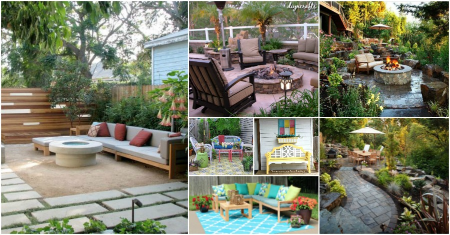 30 Amazing Patio Makeover Ideas That Will Beautify Any