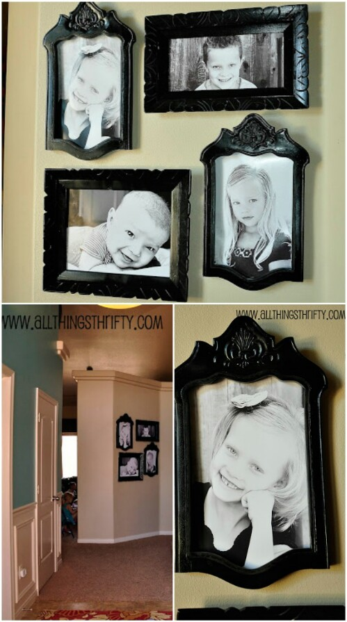 14. Make Picture Frames