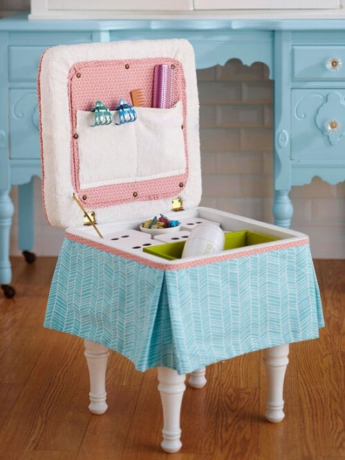 furniture repurpose. 2. Make A Storage Box Furniture Repurpose