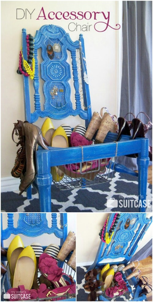 8. Make Shoe Storage