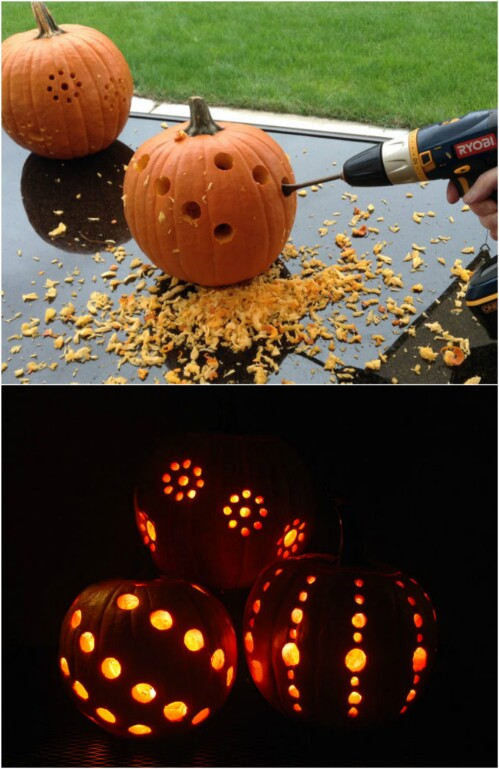 Creative pumpkin carving and decorating ideas you can