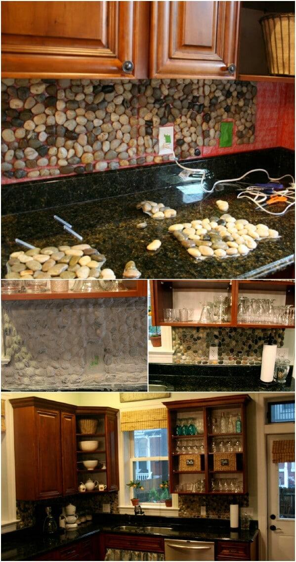 34. Kitchen Wall Backsplash