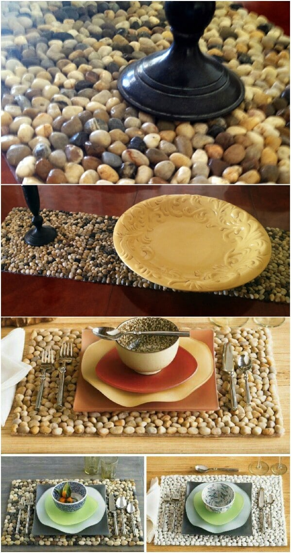 39. Stone Placemats