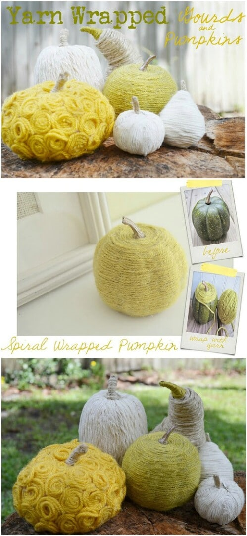 18 Creative DIY Pumpkin Carving and Decorating Ideas (Part 2)