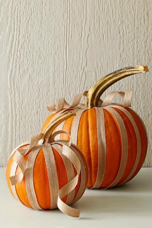 18 Creative DIY Pumpkin Carving and Decorating Ideas (Part 2)