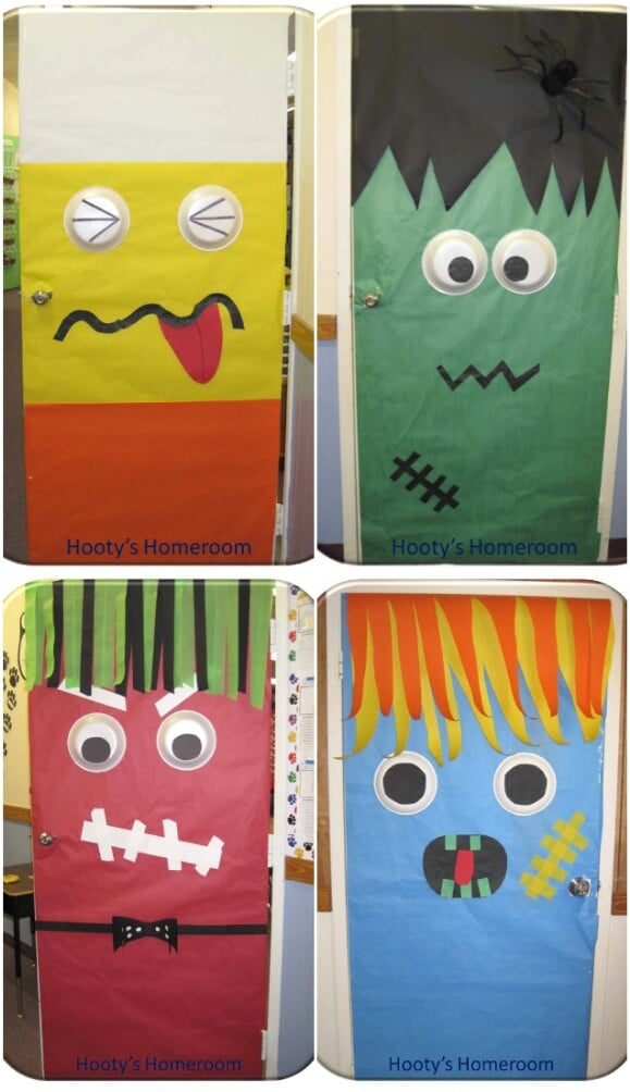 6. More Adorable Homeroom Doors