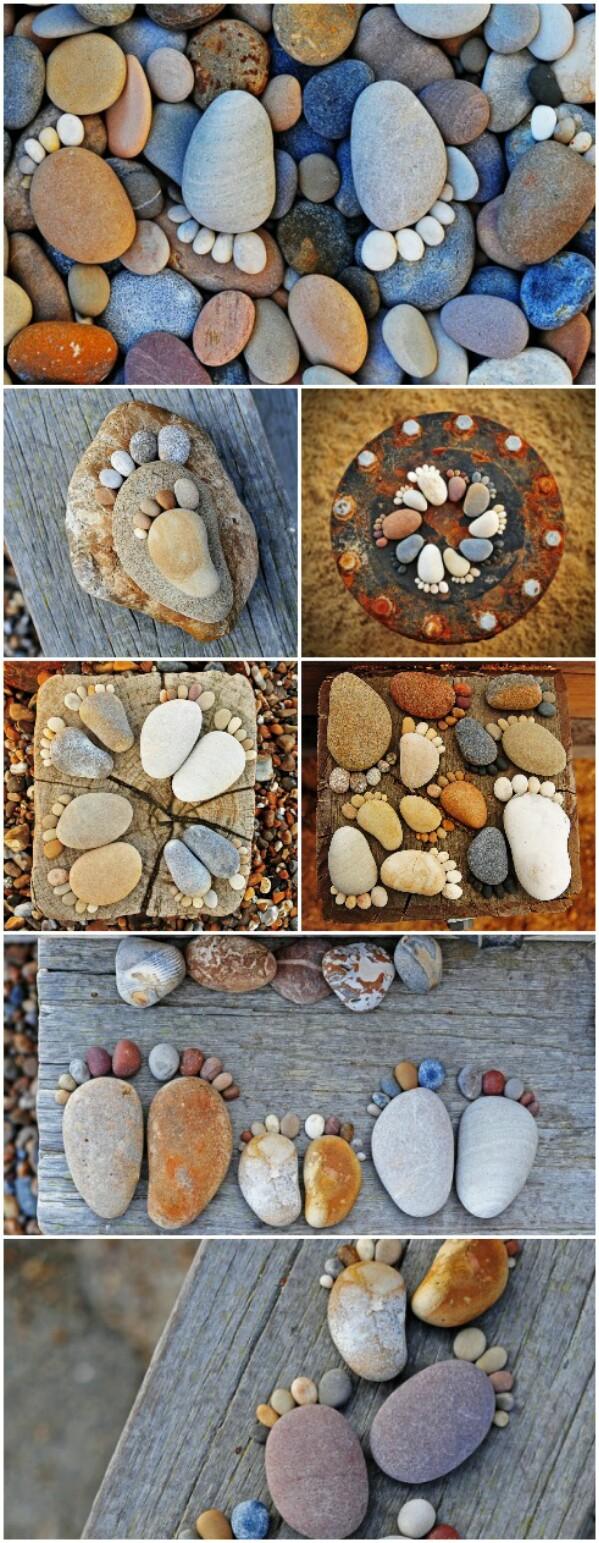 7. Stone Footprints