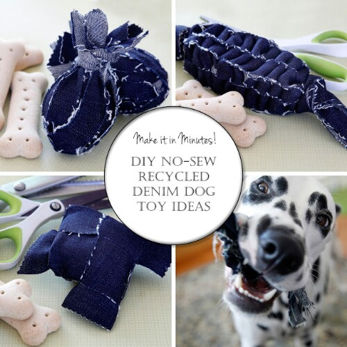 Another DIY Fleece Toy
