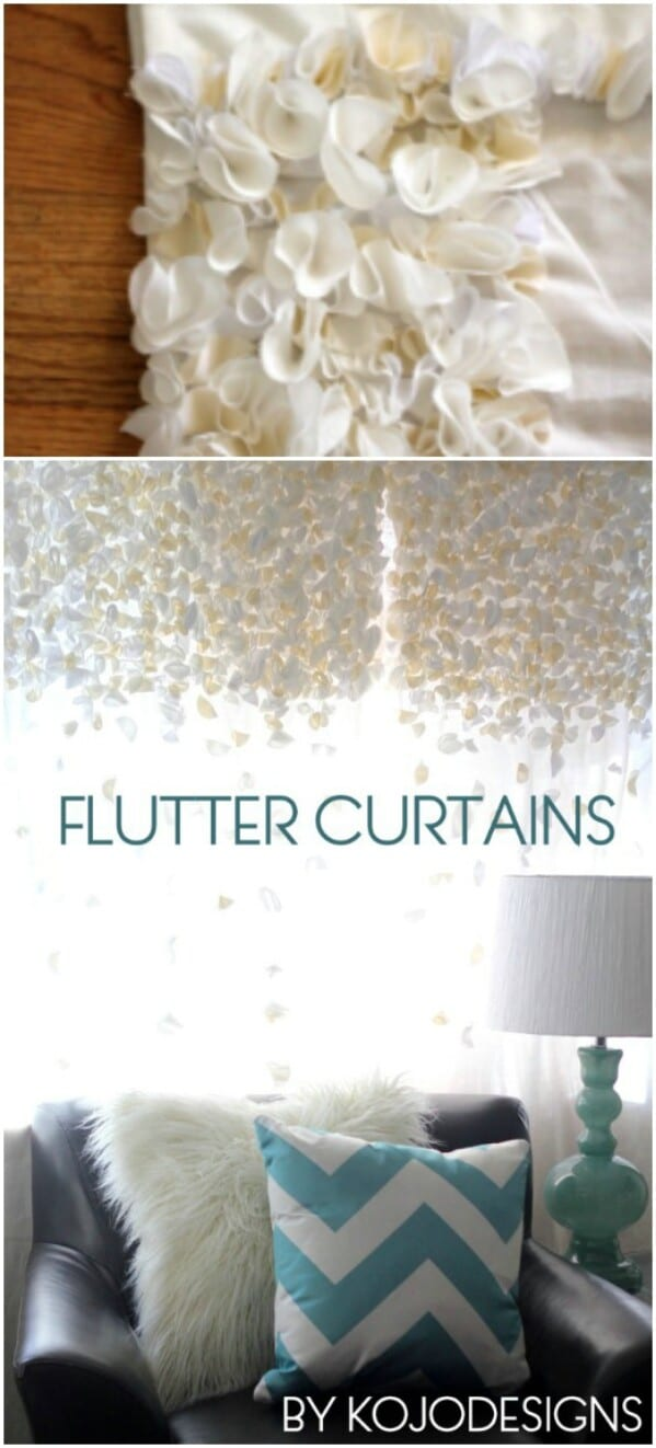 Romantic Bedroom Curtain Ideas: 20 Elegant And Easy DIY Curtain Ideas To Dress Up Your