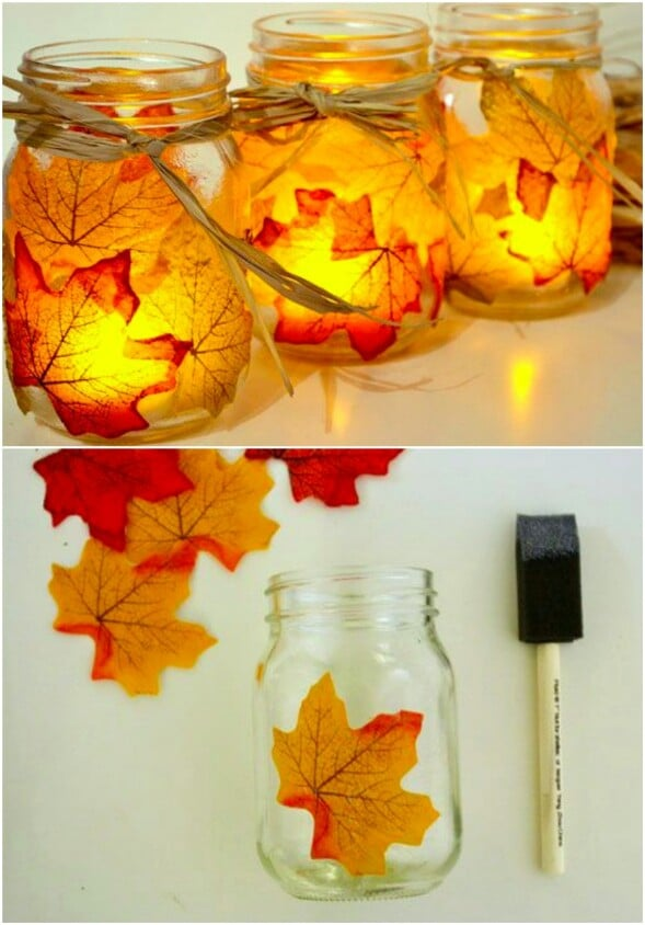 60 Fabulous Fall Diy Projects To Decorate And Beautify Your Home Diy Amp Crafts