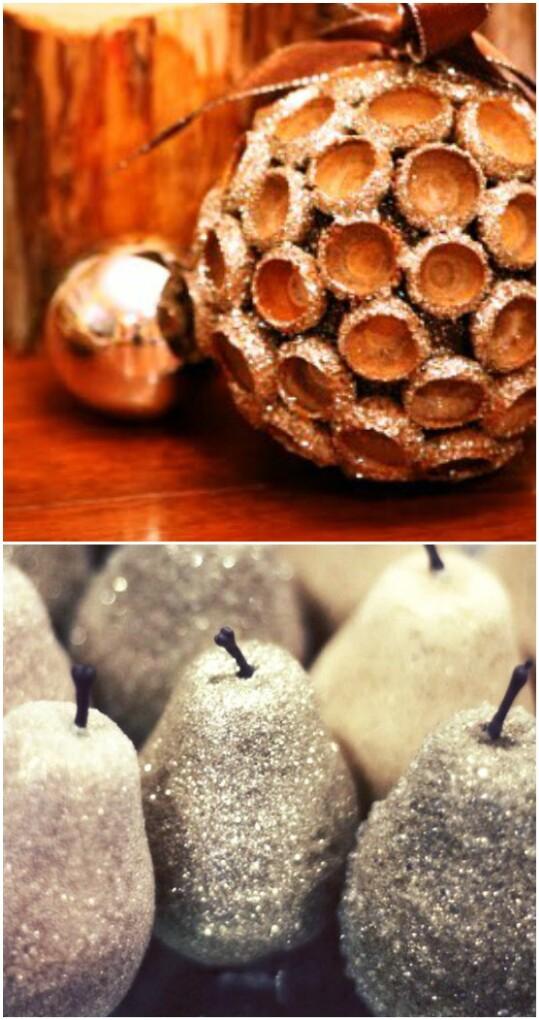 Glitter Fruits