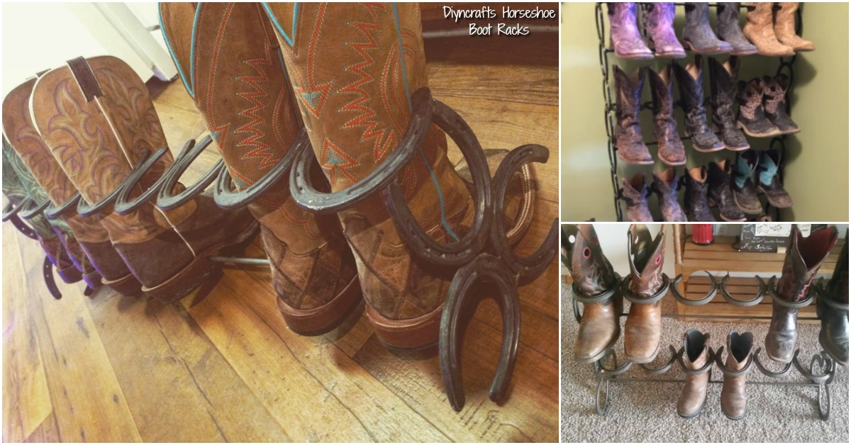 How to make this ridiculously simple diy horseshoe boot for Things you can make with horseshoes