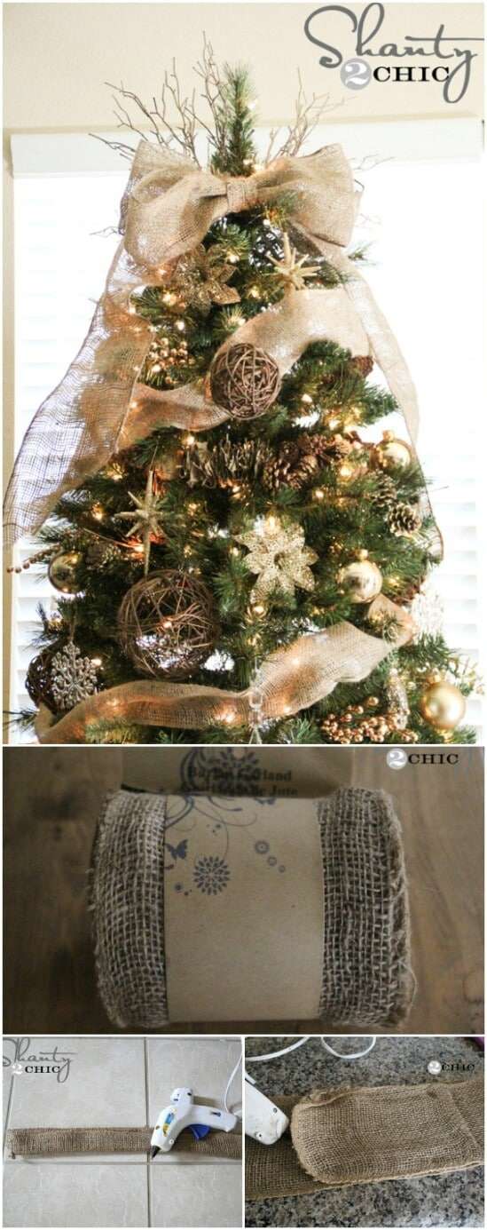 15 Festive Diy Christmas Tree Toppers To Dress Your Tree