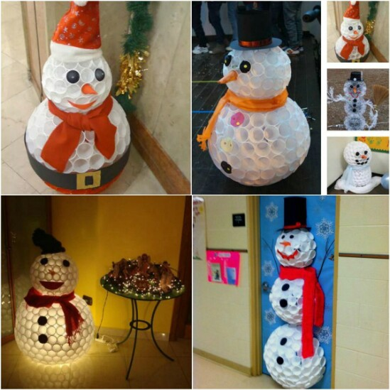 Homemade Christmas Yard Decorations: 20 Impossibly Creative DIY Outdoor Christmas Decorations