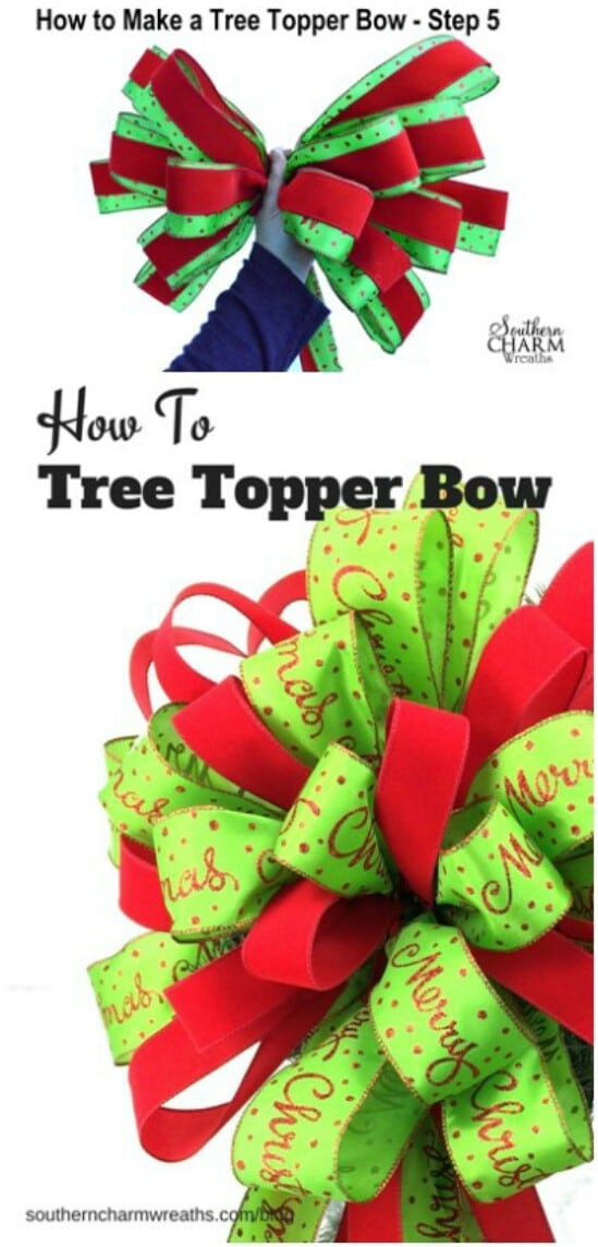 15 Festive DIY Christmas Tree Toppers to Dress Your Tree ...