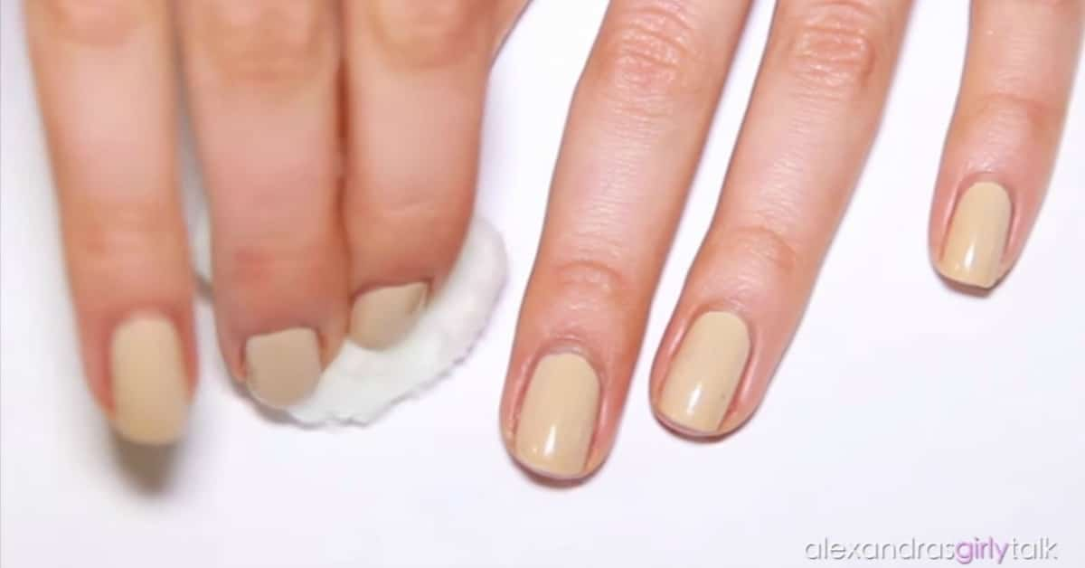 How to Paint Your Nails Perfectly in the Comfort of your Home - DIY ...