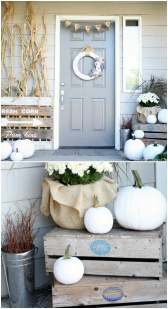 DIY Pallet Signs 55 Gorgeous DIY Farmhouse