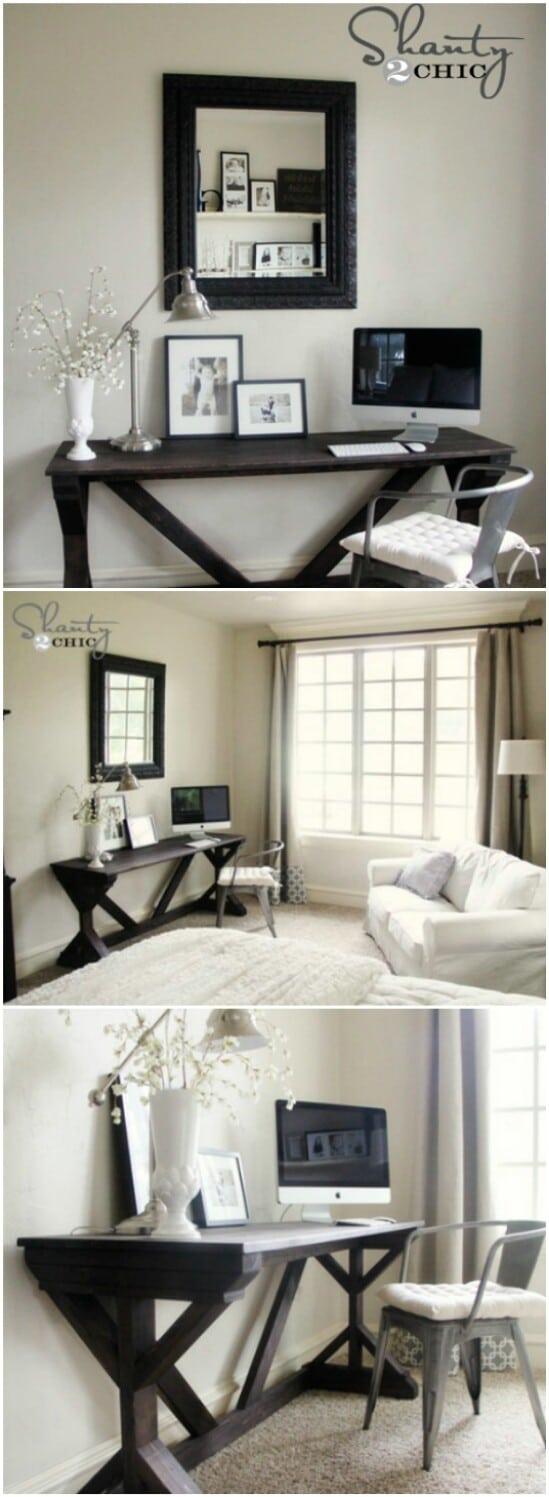 55 Gorgeous DIY Farmhouse Furniture and Decor Ideas For A Rustic ...