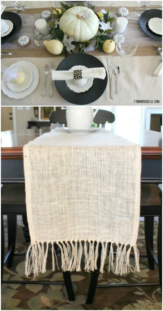 Farmhouse Table Runner