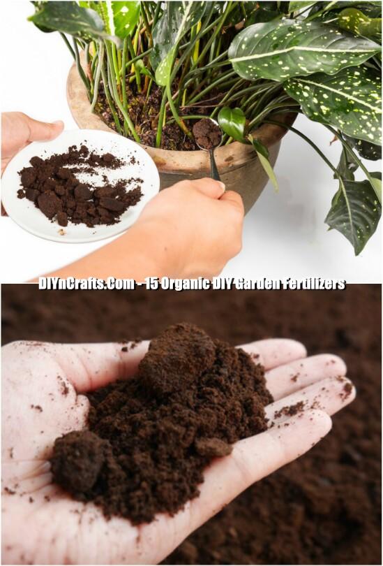 15 organic diy garden fertilizer recipes that 39 ll beautify your garden diy crafts - Organic flower fertilizer homemade solutions ...