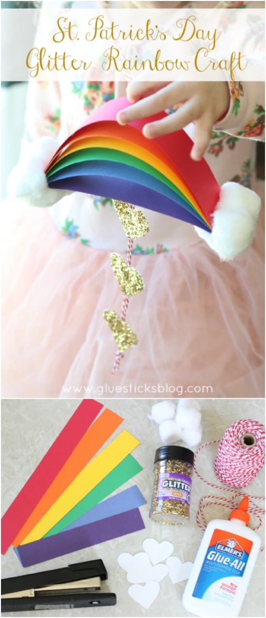 15 Creative and Fun St. Patrick's Day Crafts For Kids (Part 1)