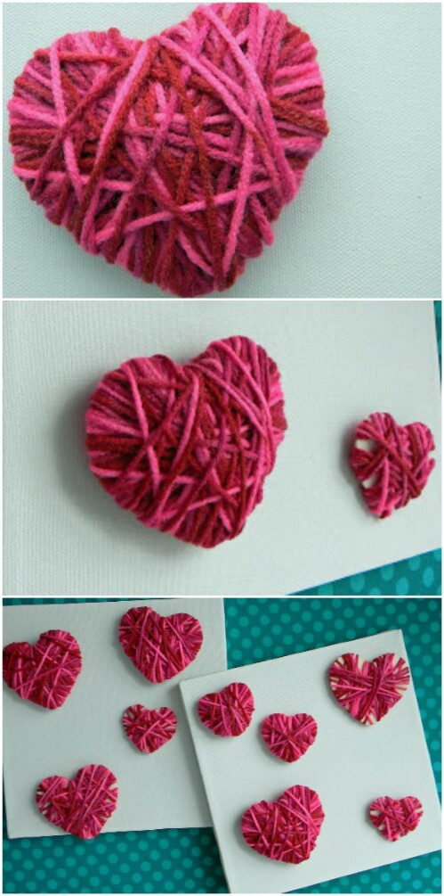 diy valentine craft ideas 20 adorable and easy diy s day projects for 4264