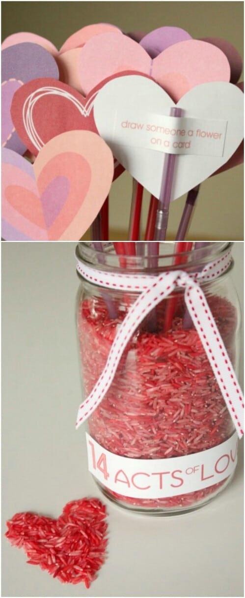 valentine craft ideas 20 adorable and easy diy s day projects for 3166