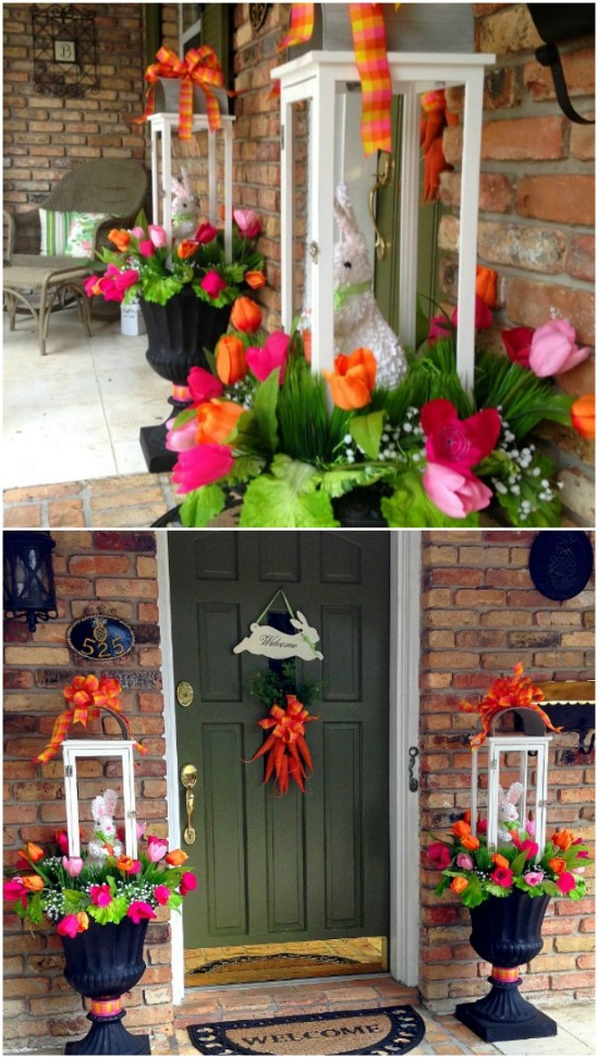 25 Creative Diy Spring Porch Decorating Ideas It S All