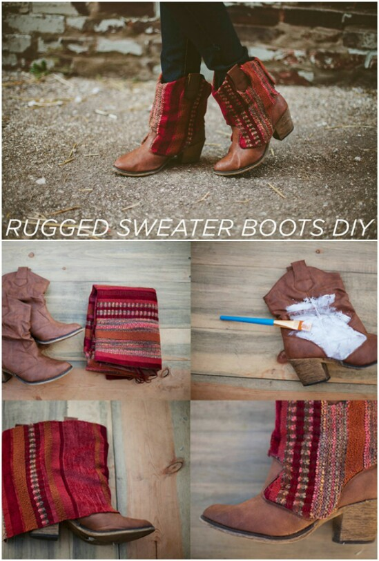 50 Amazingly Creative Upcycling Projects For Old Sweaters Diy Crafts